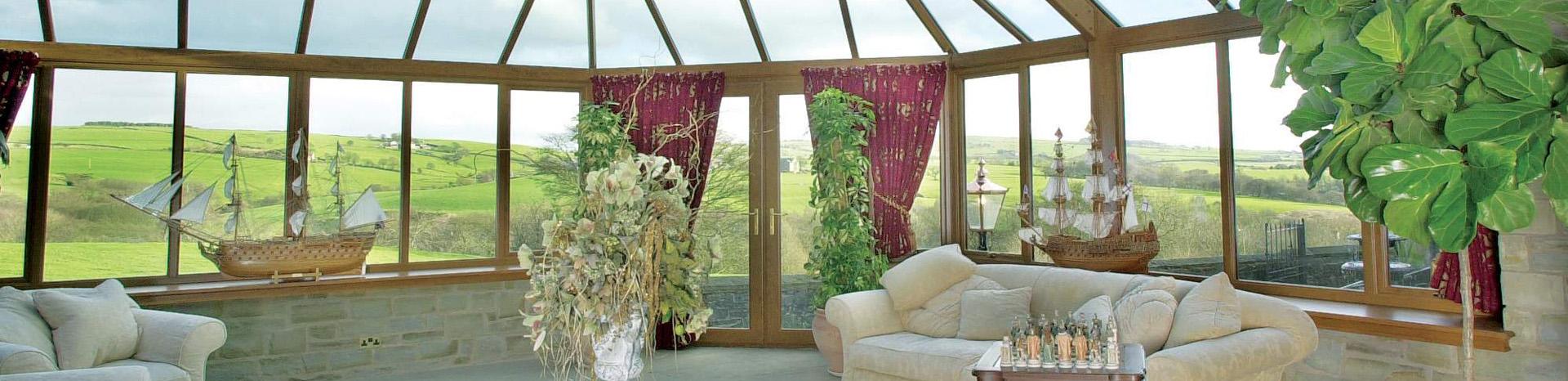 projektierung von Wintergärten, Wintergartenbau