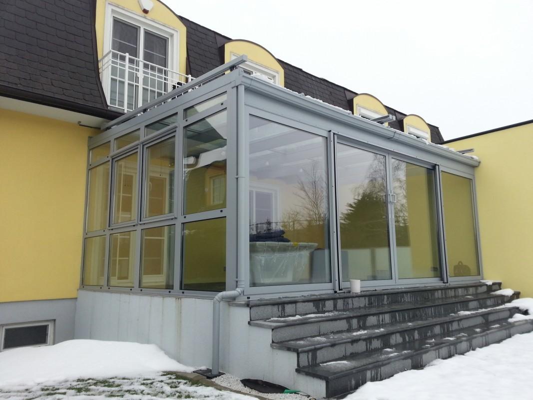 Alumínium télikert, Ausztria