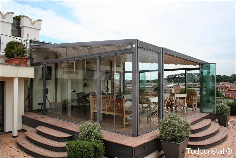 Mobil üvegfalas teraszbeépítés