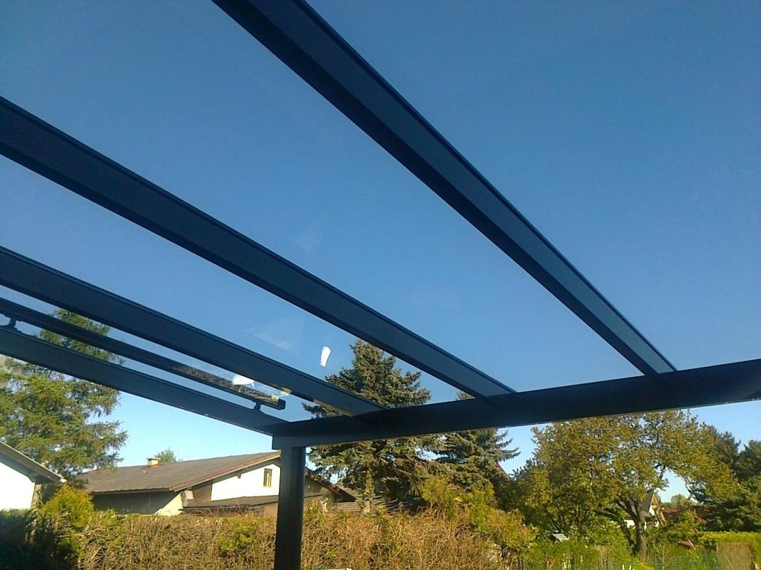 Terasz üvegfedés, Deutsch-Brodersdorf