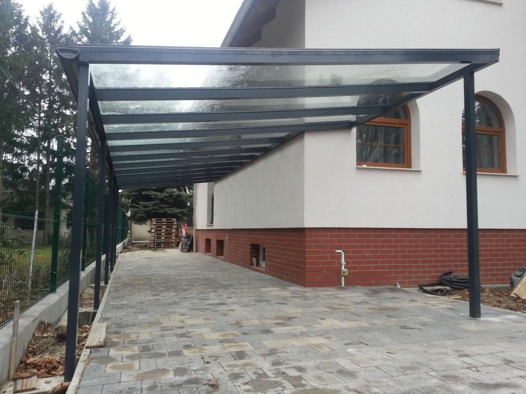 Glasabdeckung von Terrassen K2 Télikert